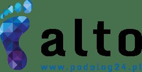 logo alto wkładki podologiczne, narzędzia podologiczne