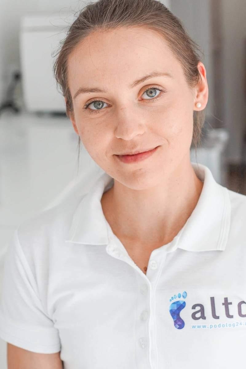 podolog Anna Zadrapa