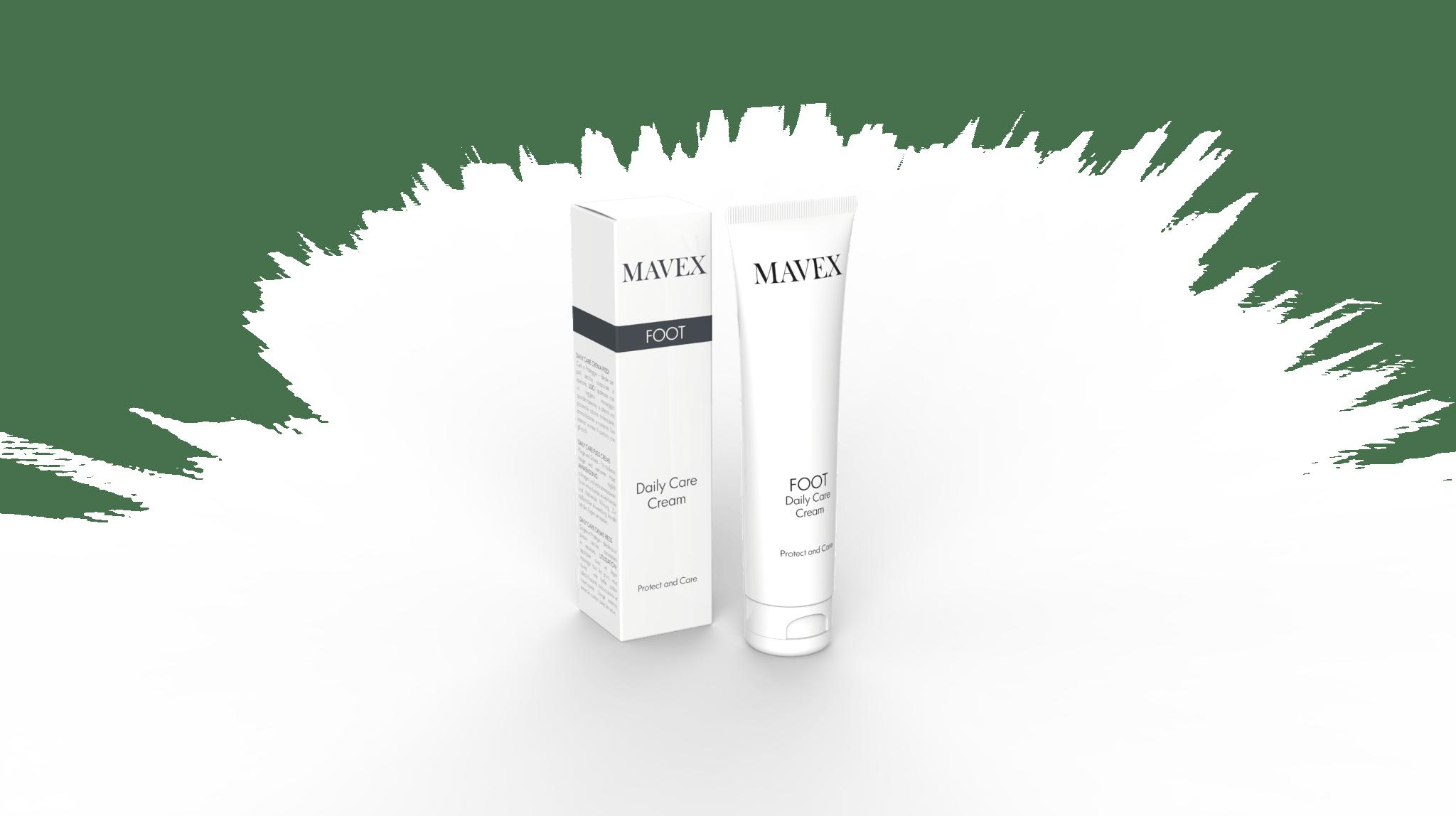 mavex foot daily cream