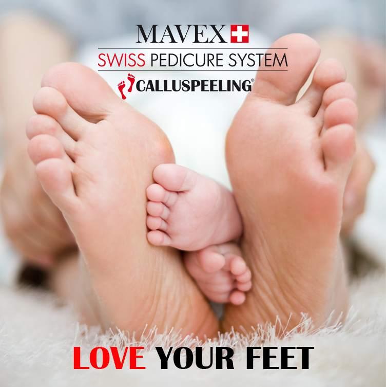 Calluspeeling Love your feet - Calluspeeling Love your feet