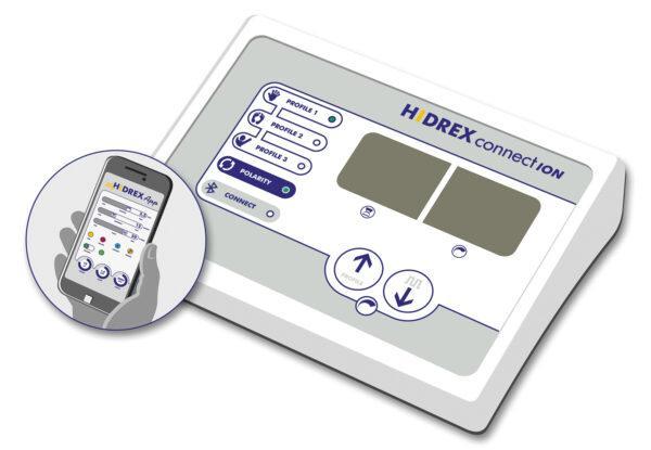 Hidrex urządzenie na nadmierną potliwość Podolog24