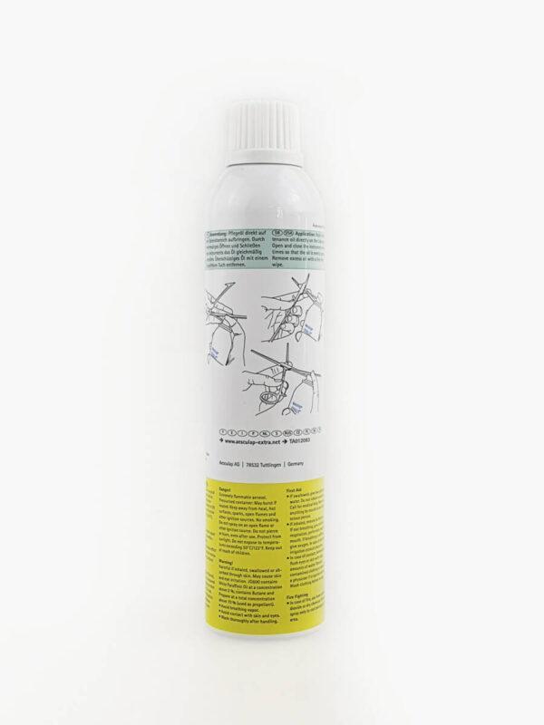 b 600x800 - STERILIT I JG 600 olej do konserwacji w sprayu Aesculap Chifa B|BRAUN 300 ml