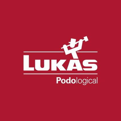 Lukas P Marke rot - Kapturki ścierne LUKAS PODO rozmiar 13, 10 sztuk